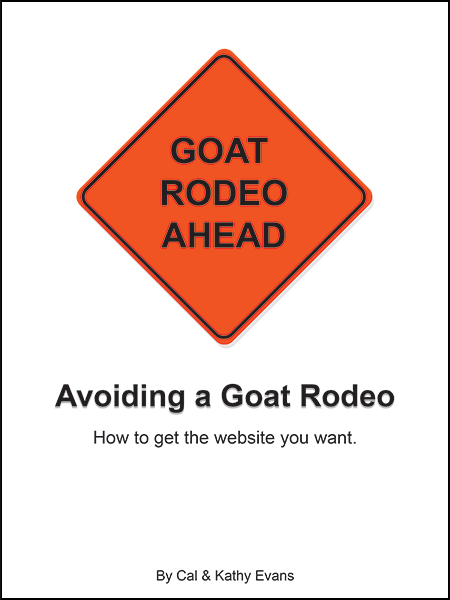 Avoiding a Goat Rodeo cover