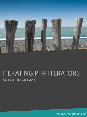 Iterating PHP Iterators