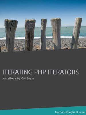Iterating PHP Iterators